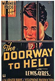 The Doorway to Hell Poster