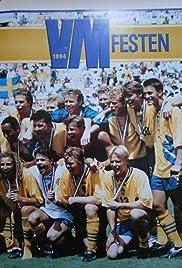Fotbolls-VM krönikan 1994 Poster