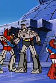 Attack of the Autobots Poster