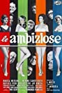 Le ambiziose (1961) Poster