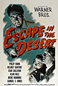 Primary photo for Escape in the Desert