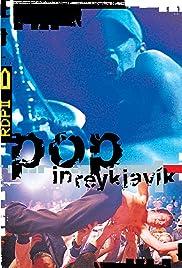 Popp í Reykjavík Poster