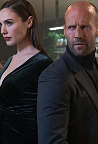 Primary photo for Wix.com Big Game Ad with Jason Statham & Gal Gadot