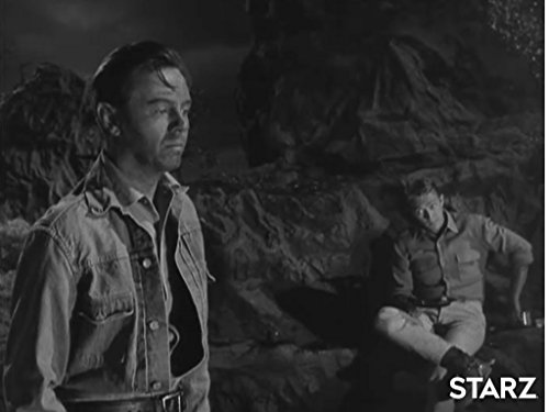 Steve McQueen and Jimmy Lydon in Wanted: Dead or Alive (1958)