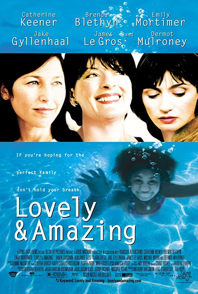 Catherine Keener and Emily Mortimer in Lovely & Amazing (2001)