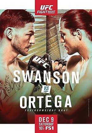 UFC Fight Night: Swanson vs. Ortega