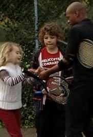 The Tennis Match Poster