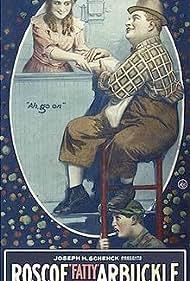 Roscoe 'Fatty' Arbuckle in The Butcher Boy (1917)