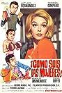 ¡Cómo sois las mujeres! (1968) Poster