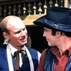 James Drury and Justin Smith in The Virginian (1962)