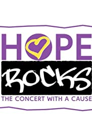 Hope Rocks: The Concert with a Cause Poster
