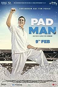 Akshay Kumar in Padman (2018)