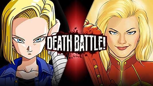 Watch new movies no downloads Android 18 vs Captain Marvel (Dragon Ball vs Marvel Comics) by none [360x640]