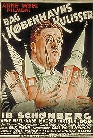 Bag Københavns kulisser Poster