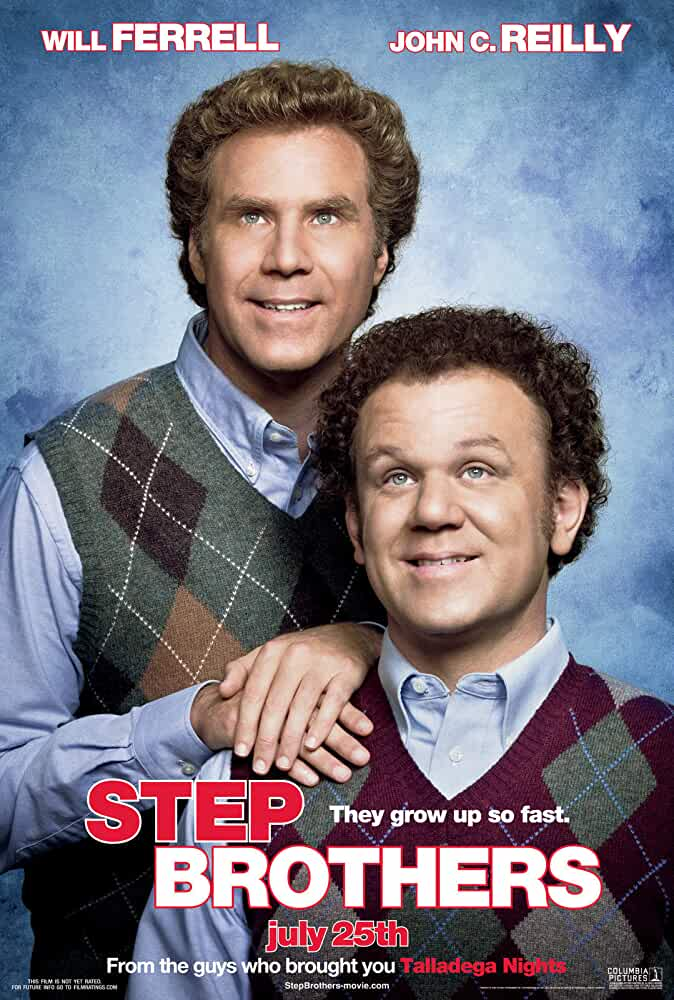 Step Brothers (2008) in Hindi