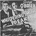 George O'Brien and Irene Ware in Whispering Smith Speaks (1935)