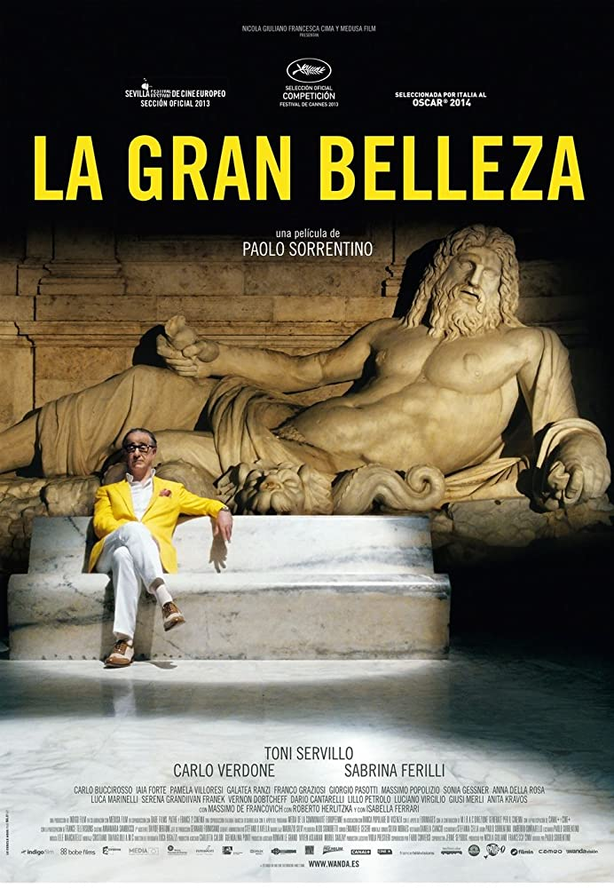 დიდებული სილამაზე / THE GREAT BEAUTY / (LA GRANDE BELLEZZA)