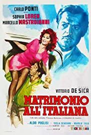 Marriage Italian Style (1964) Poster - Movie Forum, Cast, Reviews