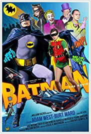 Batman: The Movie (1966) Poster - Movie Forum, Cast, Reviews