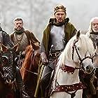 Richard Clothier, Paterson Joseph, James Laurenson, and Tom Hiddleston in Henry V (2012)