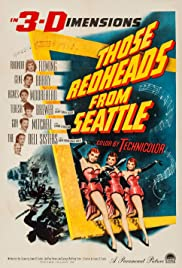 Those Redheads from Seattle (1953) 720p