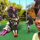 Maria Liatis, Gabrielle McMullan, Cari Favole, Mel Walker, Naiah Walker, and Elli Walker in Naiah and Elli Doll Show (2017)