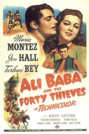Where to stream Ali Baba and the Forty Thieves