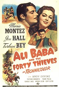 Primary photo for Ali Baba and the Forty Thieves