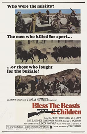 Bless the Beasts and Children 1971 11