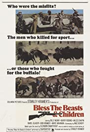 Bless the Beasts & Children Poster