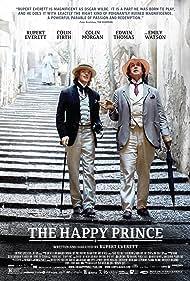 Rupert Everett and Colin Morgan in The Happy Prince (2018)