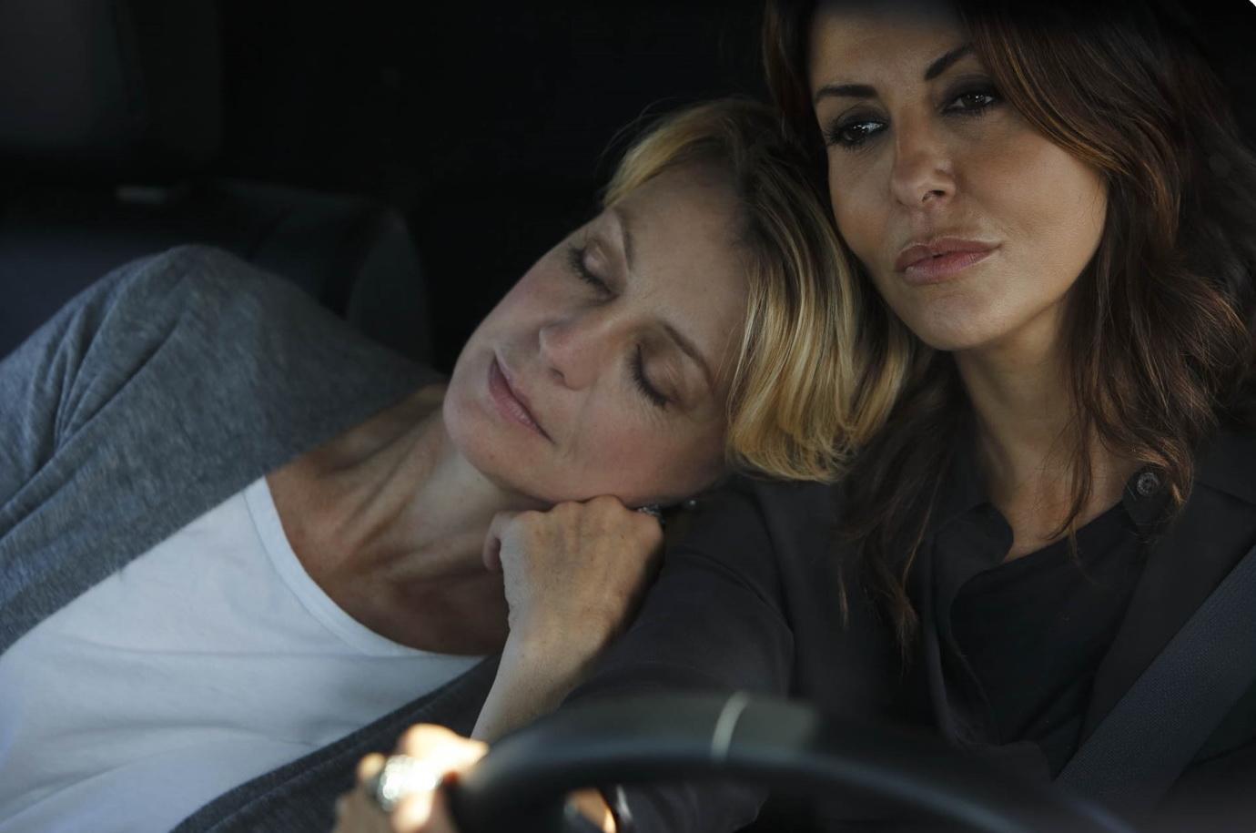 Margherita Buy and Sabrina Ferilli in Io e lei (2015)