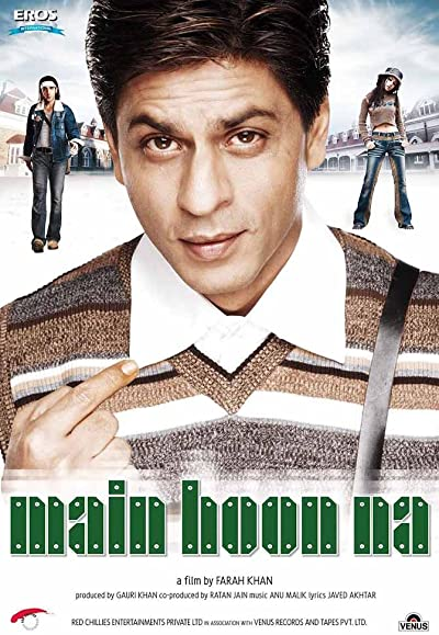 Main Hoon Na 2004 Full Hindi Movie Download 600MB 480p HDRip