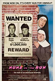 Nuns on the Run (1990) Poster - Movie Forum, Cast, Reviews