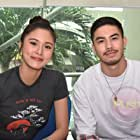 Kim Chiu and Tony Labrusca at an event for U-Turn (2020)
