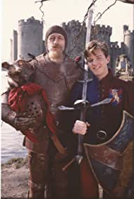 Graham Chapman and Chris Young in Jake's Journey (1988)