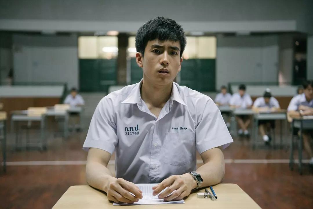 Chanon Santinatornkul in Chalard games goeng (2017)