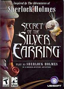 Hollywood hd movies 2018 download Sherlock Holmes: Secret of the Silver Earring by [x265]