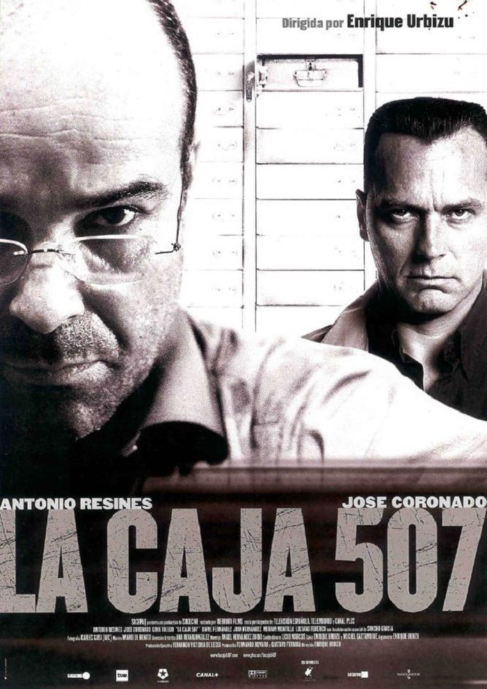 Jose Coronado and Antonio Resines in La caja 507 (2002)