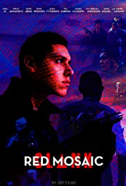 Clank: Red Mosaic Poster