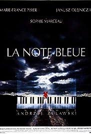 La note bleue Poster