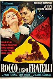 Rocco and His Brothers (1960) Poster - Movie Forum, Cast, Reviews