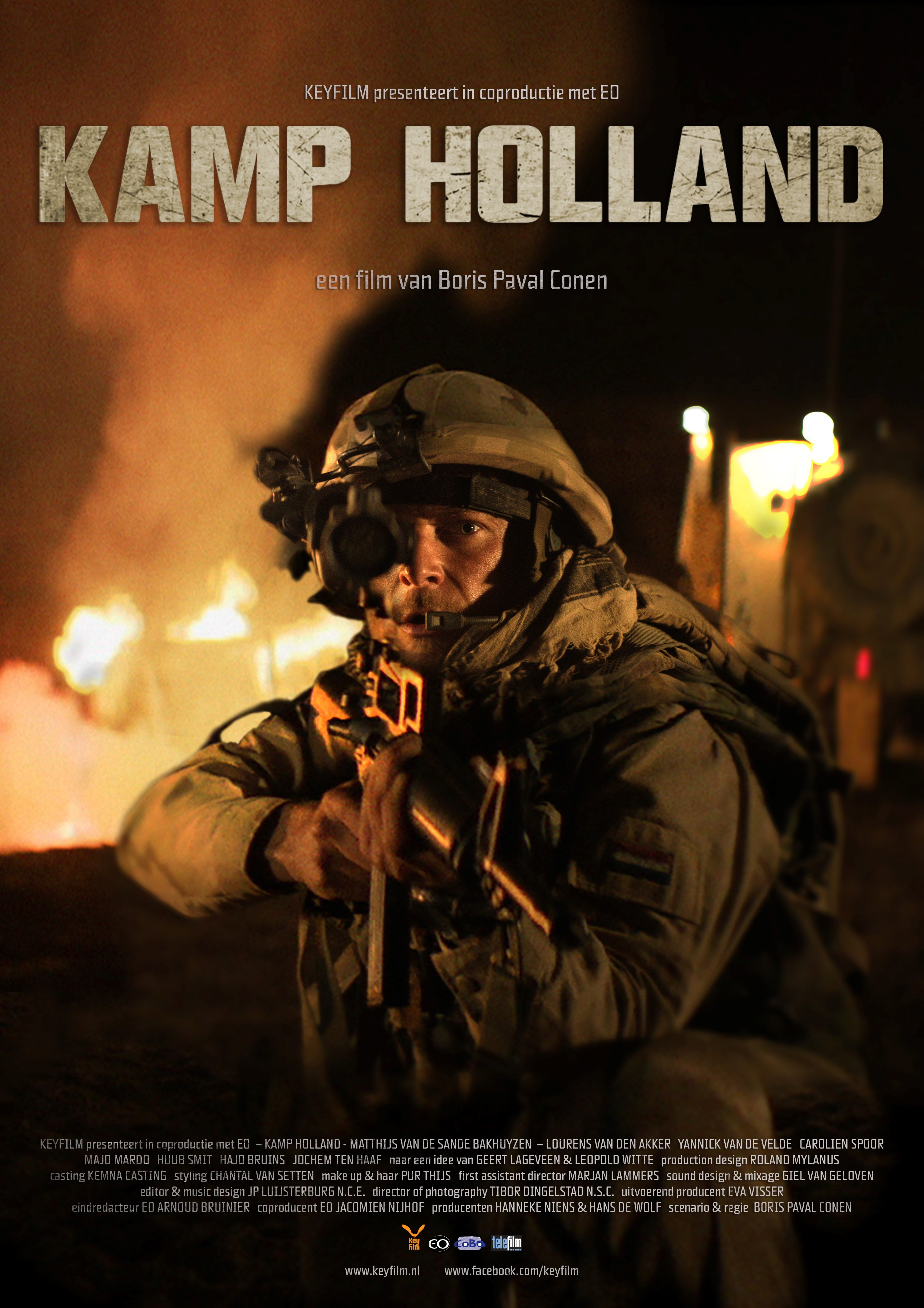 Kamp Holland [Dub] – IMDB 6.5