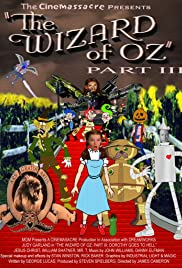 Wizard of Oz 3: Dorothy Goes to Hell Poster