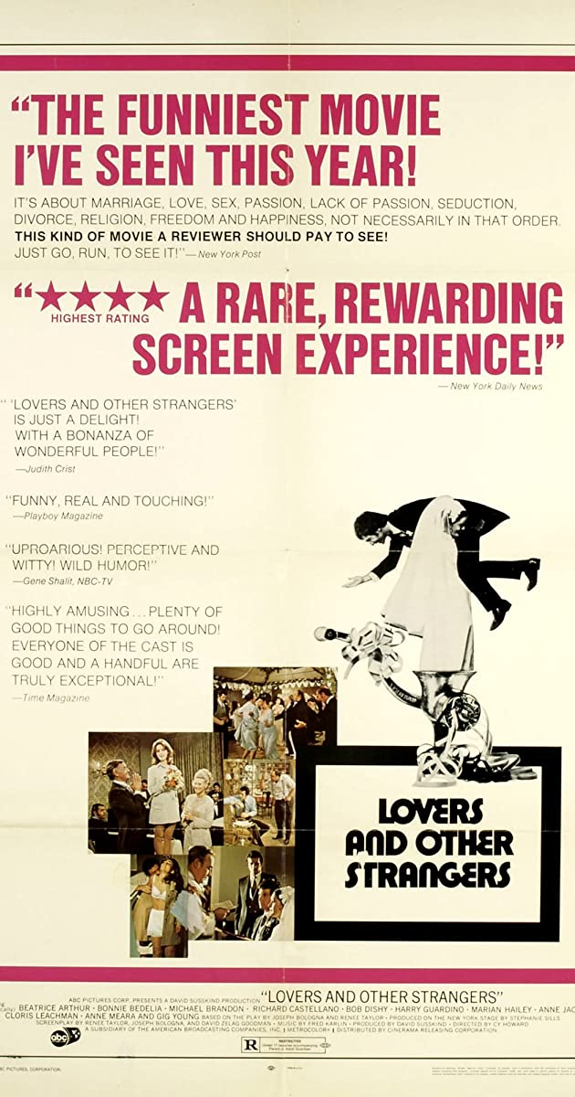 Lovers and Other Strangers (1970) - Full Cast & Crew - IMDb