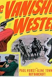 The Vanishing Westerner Poster