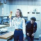 Susan Dey and Albert Finney in Looker (1981)