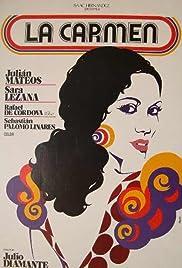 La Carmen Poster