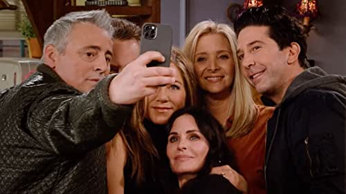 Our favorite friends are back on the set that started it all. Jennifer Aniston, Courteney Cox, Lisa Kudrow, Matt LeBlanc, Matthew Perry, David Schwimmer, and special guests reunite to discuss everything from their casting process to whether or not Ross and Rachel were really on a break. Witness the unbreakable bond of the group that perfectly captured the moment in life when your friends become your family.