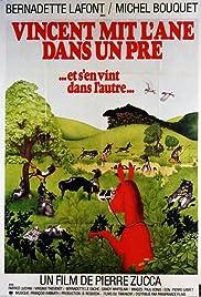 Vincent mit l'âne dans un pré (et s'en vint dans l'autre) Poster